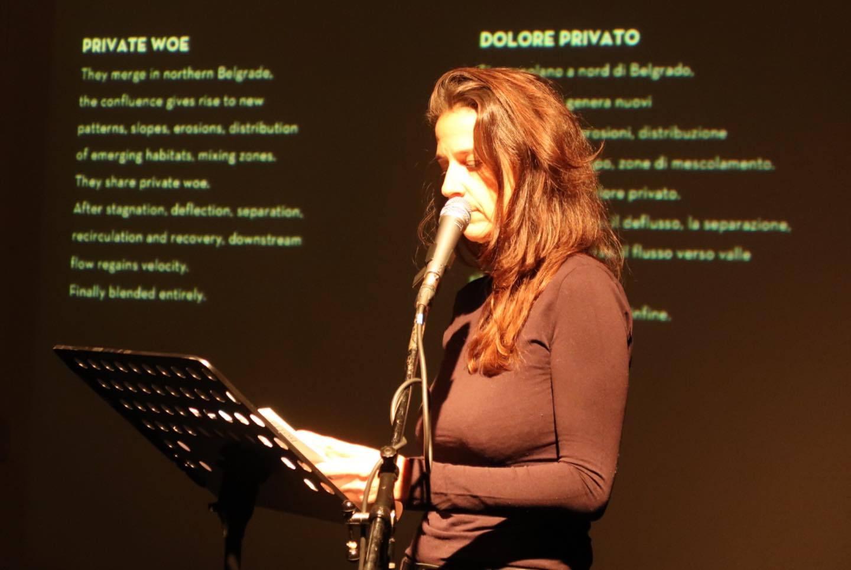 Ilaria Boffa a Bologna in Lettere