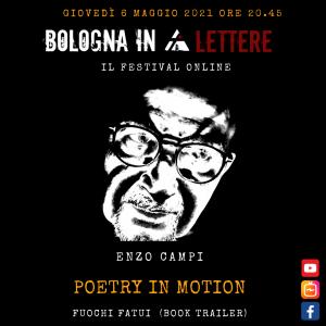 POETRY IN MOTION   Enzo Campi, Fuochi Fatui  (book trailer)