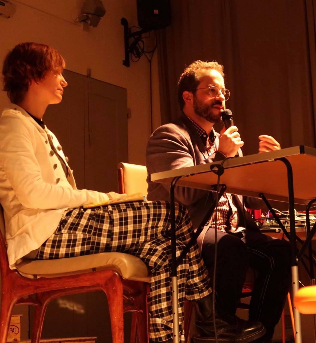 Martina Campi e Giorgio Galli