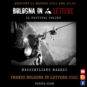 Massimiliano Mazzei, Poesia Slam
