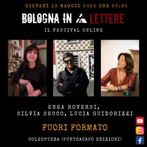 Enea Roversi, Lucia Guidorizzi, Silvia Secco