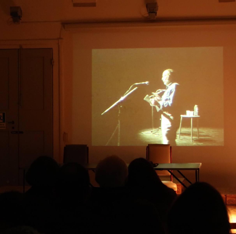 serata per Corrado Costa - Festival multi-disciplinare di letteratura contemporanea Bolognain Lettere