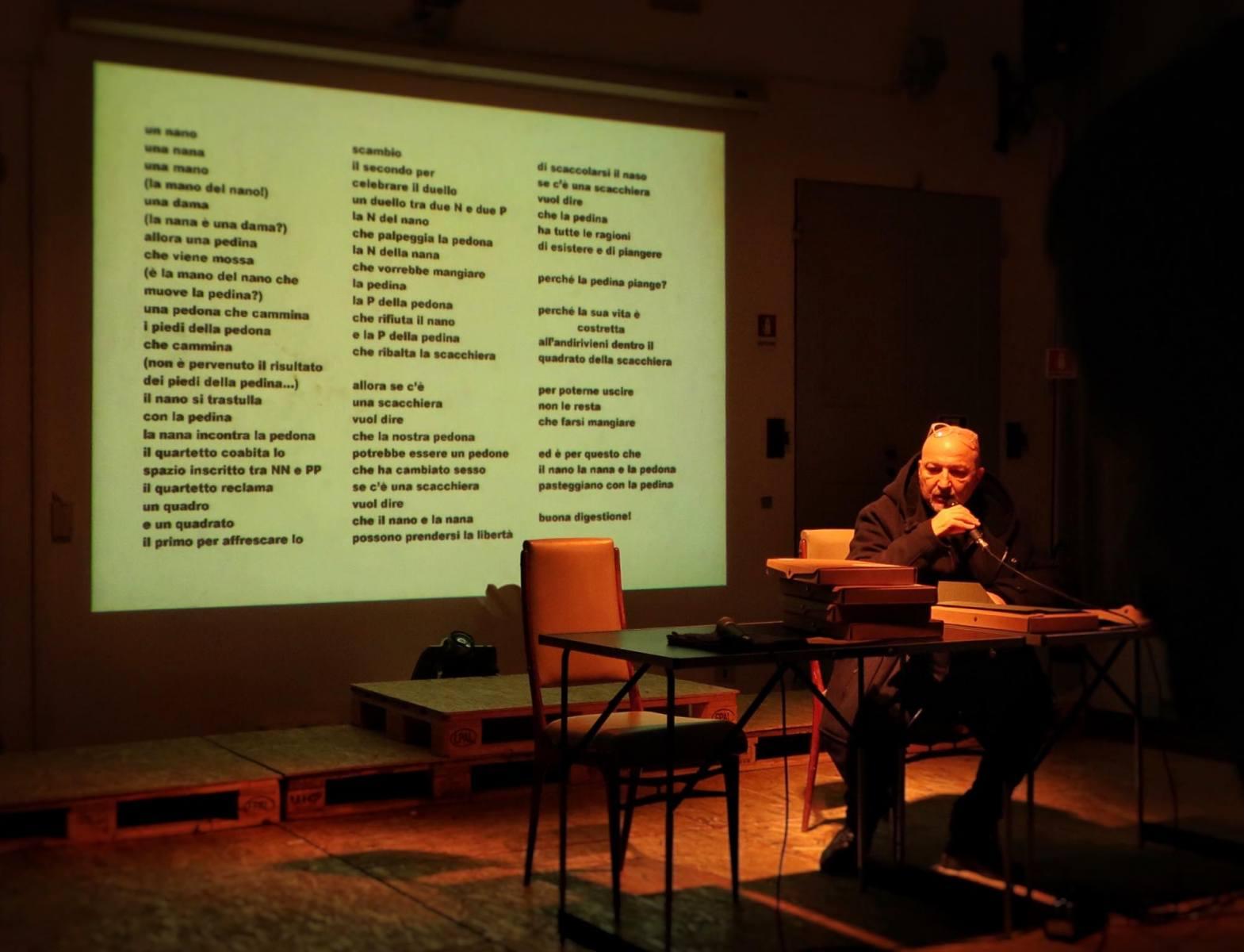 Enzo Campi - Festival multi-disciplinare di letteratura contemporanea Bologna in Lettere