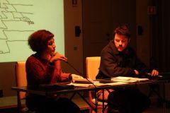 Andrea Franzoni & Roberta Bisogno a Bologna in Lettere