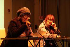 Rita degli Esposti e Daniela Rossi