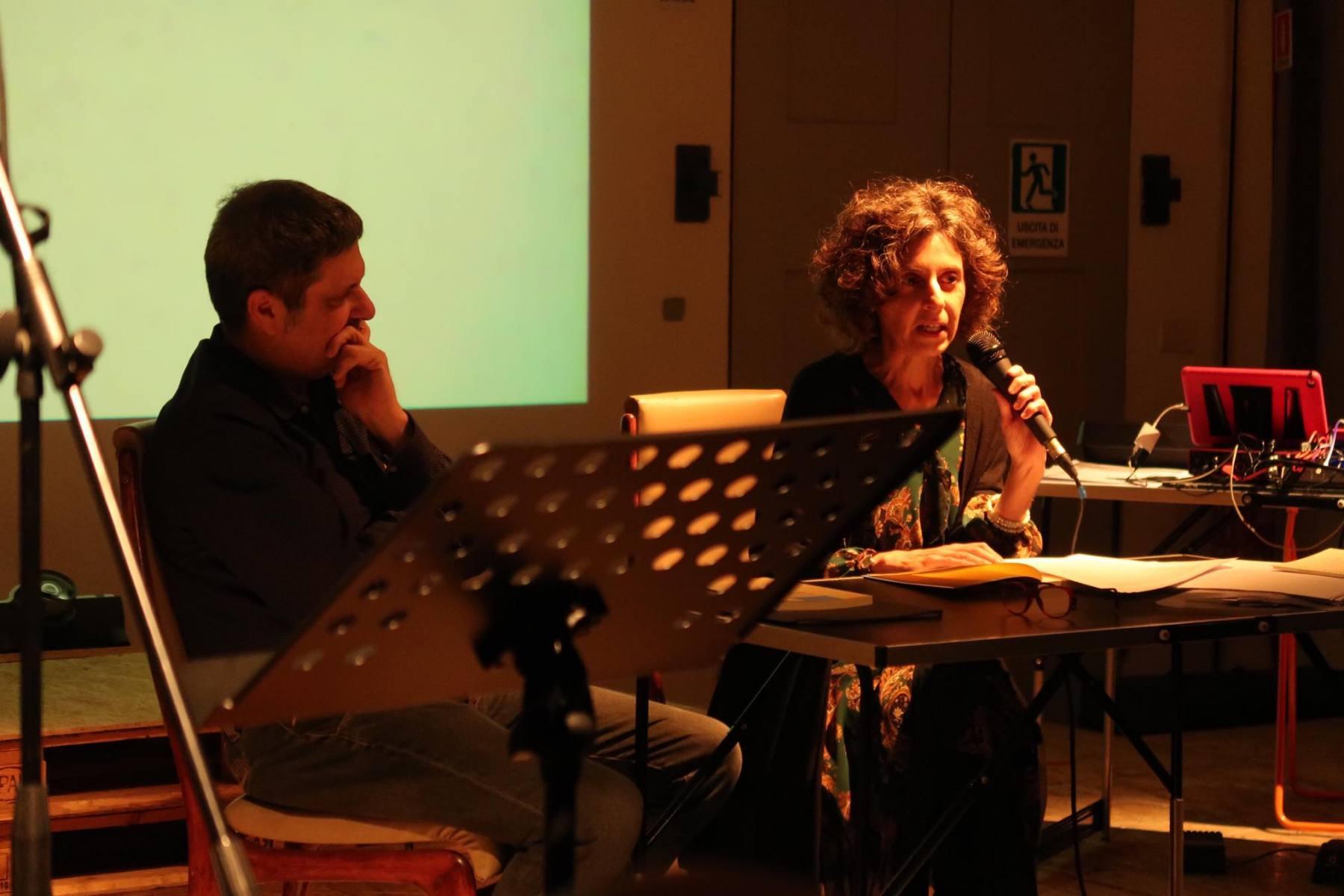 Enea Roversi e Silvia Comoglio
